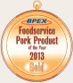 BPEX Foodservice Pork Product of the Year 2013